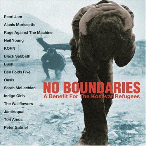 Pearl Jam Album 171 No Boundaries A Benefit For The Kosovar