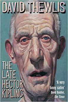 Author of The Late Hector Kipling