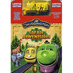 Chuggington: Safari Adventures with Train
