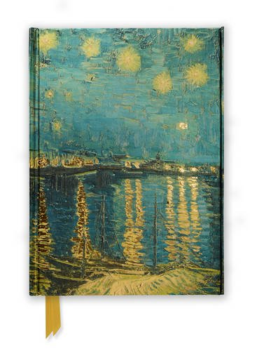 Van Gogh, Starry Night (Flame Tree Notebooks)