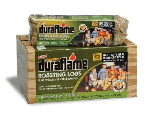 Duraflame Roasting Logs 6-Pack 5LB Firelog Bundles (Duraflame 4 Hour compare prices)