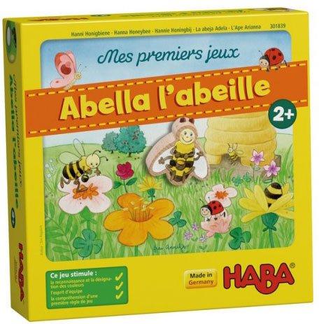 Abella l'abeille : Mes premiers jeux