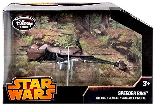 Star Wars Diecast Vehicle Speeder Bike - 1