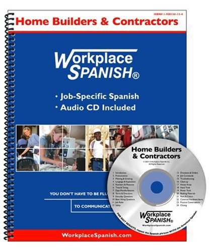 Workplace Spanish For Home Builders & Contractors