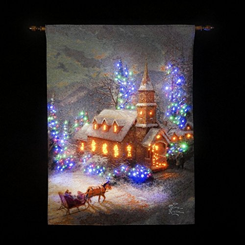transcontinental-group-36-x-18-inch-sunday-church-tapestry