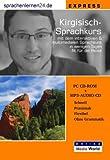 echange, troc Udo Gollub - Sprachenlernen24.de Kirgisisch-Express-Sprachkurs: CD-ROM für Windows/Linux/Mac OS X + MP3-Audio-CD für Computer /MP3-Player