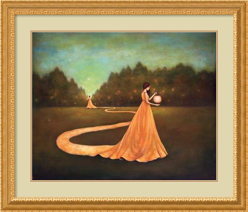 Unwinding the Path to Self-Discovery by Duy Huynh Framed