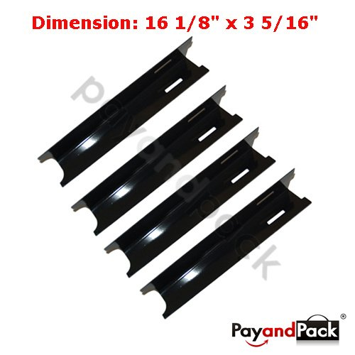 16″ MBP 92411 (4-Pack) BBQ Barbeque Barbecue Replacement Gas Grill