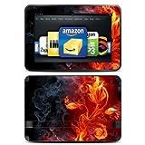 """DecalGirl Skin (autocollant) pour Kindle Fire HD 8,9"""" - """"Flower of Fire"""" (compatible uniquement avec Kindle Fire HD 8,9"""")"""