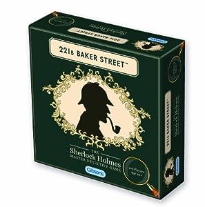 221b Baker Street Detective Game(1)