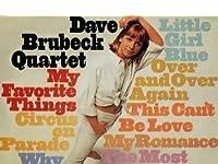 「マイ・フェイヴァリット・シングス {my favorite things}」『デイブ・ブルーベック {dave brubeck}』