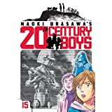 20th Century Boys 15par Naoki Urasawa