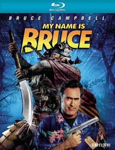 My name is Bruce [Blu-ray]