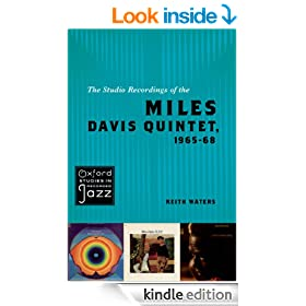 The Studio Recordings of the Miles Davis Quintet, 1965-68 (Oxford Studies in Recorded Jazz)
