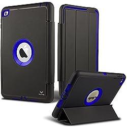 Valkyrie Tough Armor Overlay Case for iPad mini 4 - Multiple Color