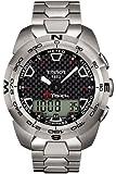 Tissot Men's T0134204420100 T-Touch Expert Titanium Analog-Digital Watch