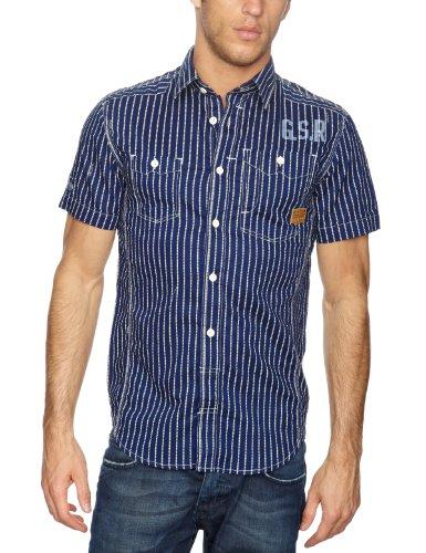 G-Star Basics 5620 Sky Short Sleeve Men's Shirt