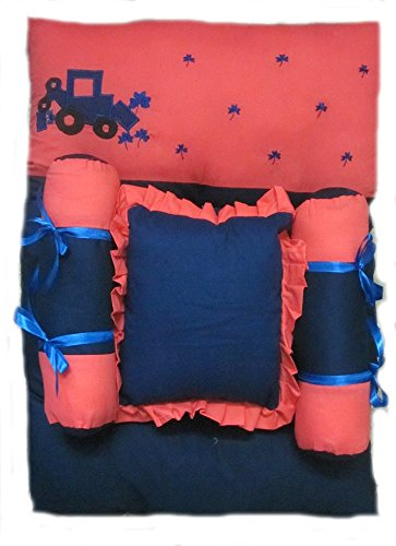 Krivi Kids Krivi Kids Applique Baby Bedding
