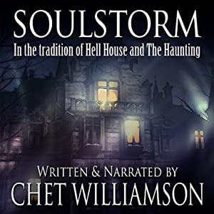 Chet Williamson- Soulstorm