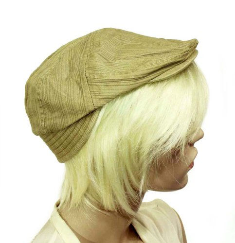 Wheat Beret / Cap