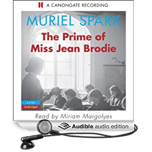 The Prime of Miss Jean Brodie (Unabridged)