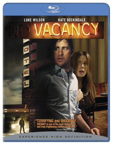 Cover art for  Vacancy [Blu-ray]