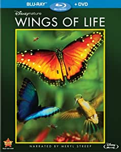 Disneynature: Wings of Life [Blu-ray + DVD]