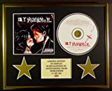 MY CHEMICAL ROMANCE/CD DISPLAY/LIMITED EDITION/THREE CHEERS FOR SWEET REVENGE