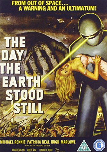 Day The Earth Stood Still (1951) Play Exclusive [DVD]