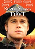 Seven Years In Tibet (1997) Brad Pitt DVD