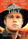 Seven Years In Tibet (1997) Brad Pitt DVD