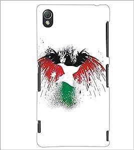 PRINTSWAG COLORFUL BIRD Designer Back Cover Case for SONY XPERIA Z3
