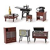 Odoria 1:24 Vintage Japanese Furniture Dollhouse Miniature Accessories
