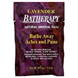 Lavender Mineral Bath Salts 1.5 OZ