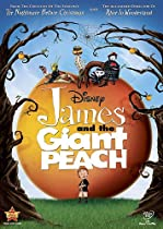 51I9ZyNs8PL. SL210  James and the Giant Peach: Blu ray Review