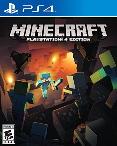 Minecraft Playstation 4 Edition(北米版)