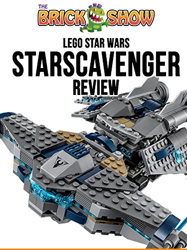 LEGO Star Wars Freemaker Adventures Star Scavenger Review (75147)