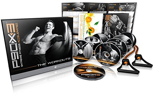 Tony Horton's P90X3 DVD Workout Program Complete Set