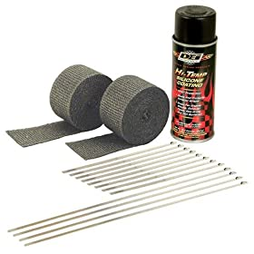 DEI 010330 Motorcycle Exhaust Pipe Wrap Kit