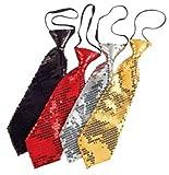 Cravate brillante