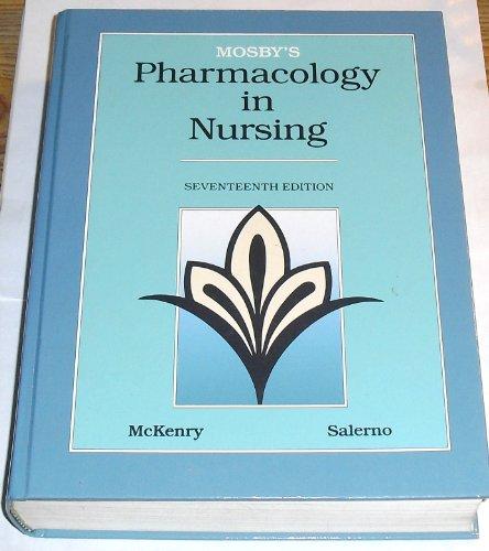 Pharmacology in Nursing