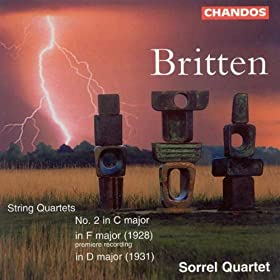 String Quartet No. 2 in C Major, Op. 36: III. Chacony: Sostenuto