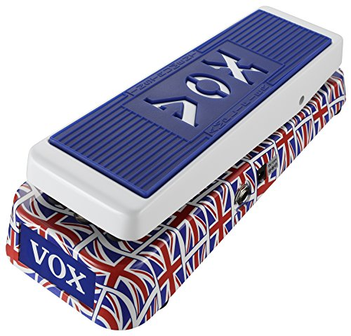 Vox V847-Auj Classic Reissue Wah Pedal - Union Jack
