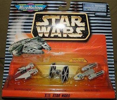 Star Wars: Set XII (Micro Machines)