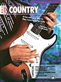 Country TAB Licks: A Fun and Easy Way to Play Country Guitar Licks (073902650X) by Steve Hayes