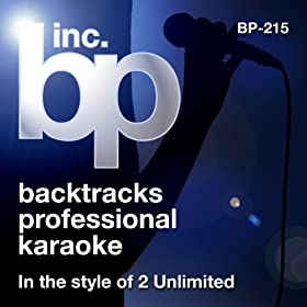 Maximum Overdrive (Karaoke Instrumental Track)[In the Style of 2 Unlimited]