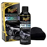 """Meguiar's Ultimate Fast Finish – The Easiest Way to """"Wax"""" – G18309, 8.5 oz"""