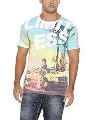 Ferrous Men Cotton T-Shirt - B00MMELHTK