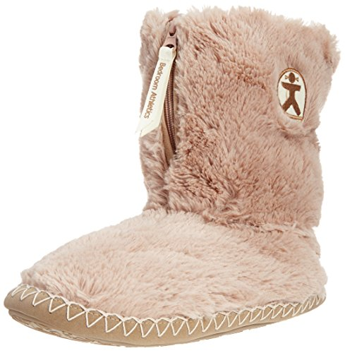 Bedroom AthleticsMarilyn - Pantofole uomo , Beige (Beige (Gingerbread)), L