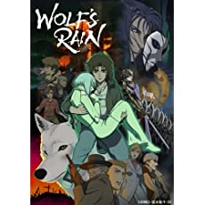 EMOTION the Best WOLF\'S RAIN DVD-BOX